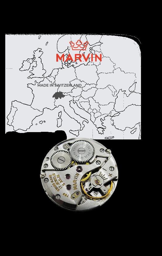Marvin órák